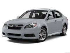 2014 Subaru Legacy 2.5i (CVT) Sedan 4S3BMBA66E3019623