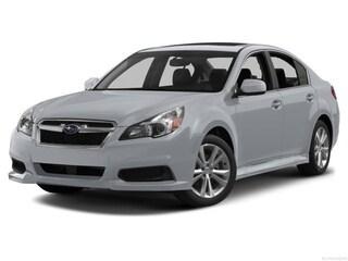 Used 2014 Subaru Legacy 2.5i Premium Sedan 381493A in Marysville, WA