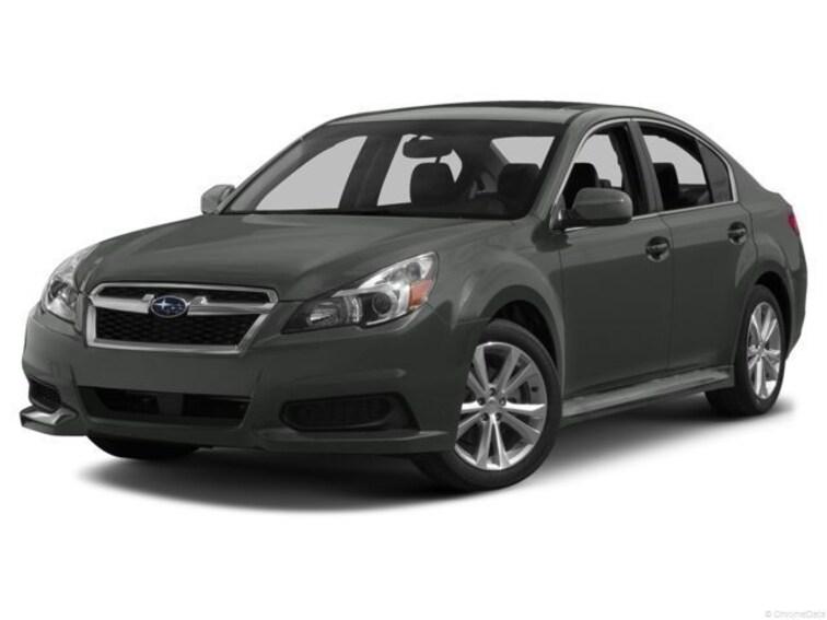 Used 2014 Subaru Legacy 2.5i Premium (CVT) Sedan for sale in Memphis, TN at Jim Keras Subaru