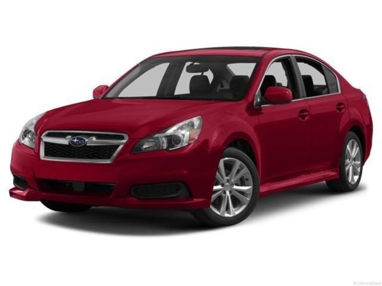 2014 Subaru Legacy 2.5i Premium (CVT) Sedan