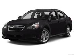 Certified 2014 Subaru Legacy 2.5i Sedan Near Cleveland