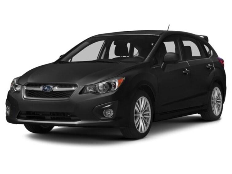 Used 2014 Subaru Impreza 2.0i Premium Hatchback in Indianapolis