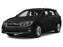 Used 2014 Subaru Impreza Hatchback Nashua New Hampshire