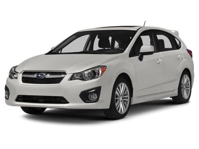 2014 Subaru Impreza 2.0i 5dr Sedan