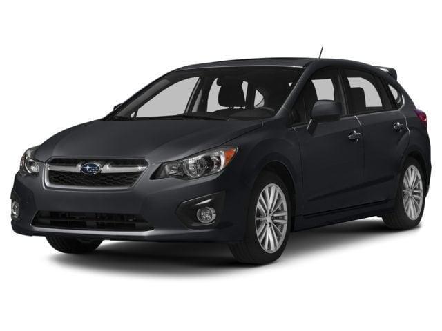 2014 Subaru Impreza 2.0i Premium Sedan