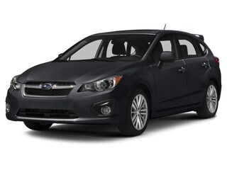 For Sale in Saint Louis, MO: Pre-Owned 2014 Subaru Impreza 2.0i Premium Hatchback