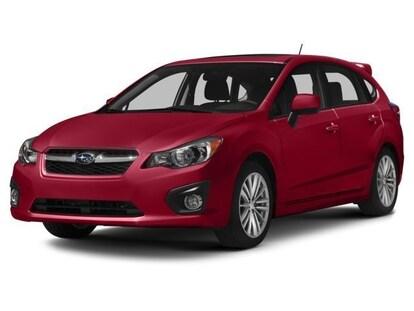 Used 2014 Subaru Impreza Sedan 2 0i Premium in Grand Forks