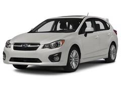 Certified Used 2014 Subaru Impreza 2.0i Premium Hatchback for Sale in Jenkintown