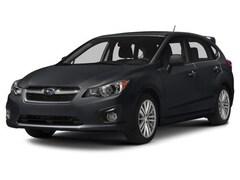 2014 Subaru Impreza Wagon 2.0i Sport Premium Sedan