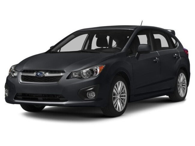 2014 Subaru Impreza Wagon 2.0i Sport Limited Auto 2.0i Sport Limited in Fairfield, CT