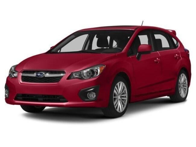 2014 Subaru Impreza 2.0i Sport Limited 5dr Sedan