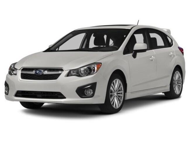 Certified Pre-Owned 2014 Subaru Impreza Wagon 2.0i Sport Limited in Auburn, CA