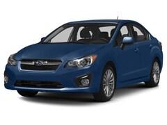 2014 Subaru Impreza 2.0i 4dr Sedan in Kingston, NY