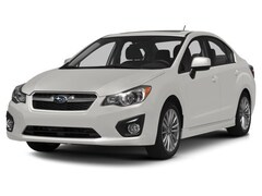 Certified Pre-Owned Vehicles for sale 2014 Subaru Impreza 2.0i Sedan in San Diego, CA