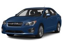 2014 Subaru Impreza 2.0i Premium AWD Sedan
