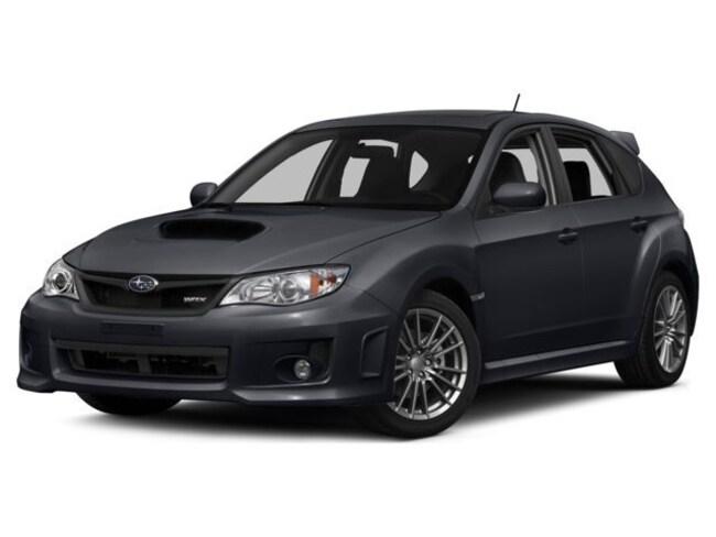 2014 Subaru Impreza WRX Premium Sedan