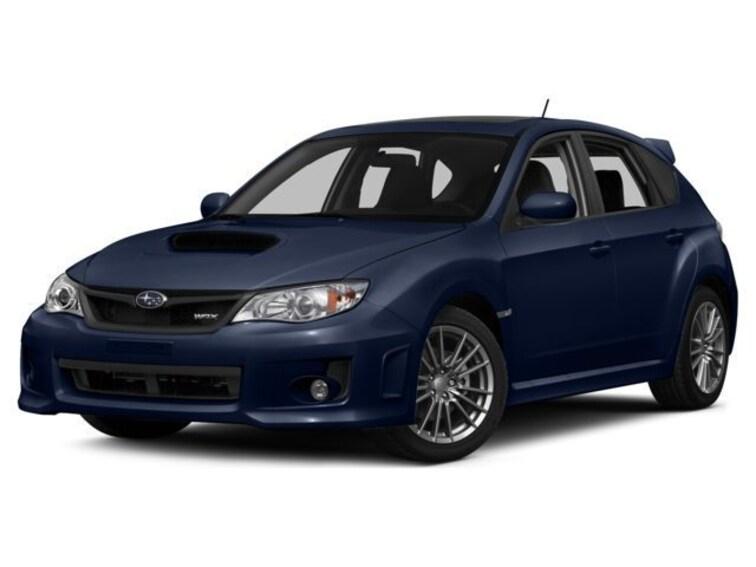Used 2014 Subaru Impreza WRX Hatchback JF1GR7E63EG265591 in Akron