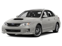 Used 2014 Subaru Impreza Sedan WRX WRX Man WRX for sale in Bellevue WA