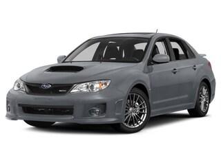 2014 Subaru Impreza WRX Sedan