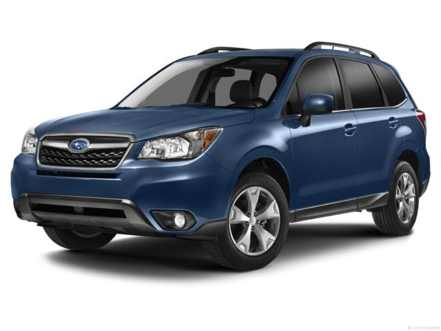 2014 Subaru Forester 2.5i Man 2.5i PZEV