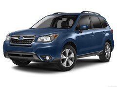Pre-Owned 2014 Subaru Forester 2.5i Auto 2.5i PZEV JF2SJAAC3EH487113 for sale in Racine, WI