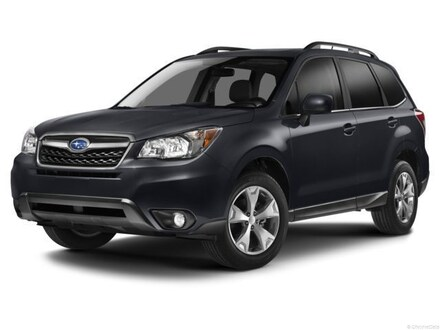 Featured used 2014 Subaru Forester 2.5i Premium SUV for sale in American Ford, UT