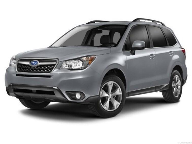Used 2014 Subaru Forester 2.5i Premium SUV for sale near Hicksville