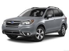 2014 Subaru Forester 2.5i Premium Auto 2.5i Premium PZEV