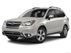 Used 2014 Subaru Forester 2.5i Premium SUV JF2SJADC7EH414080 25152A for Sale in Boardman, OH