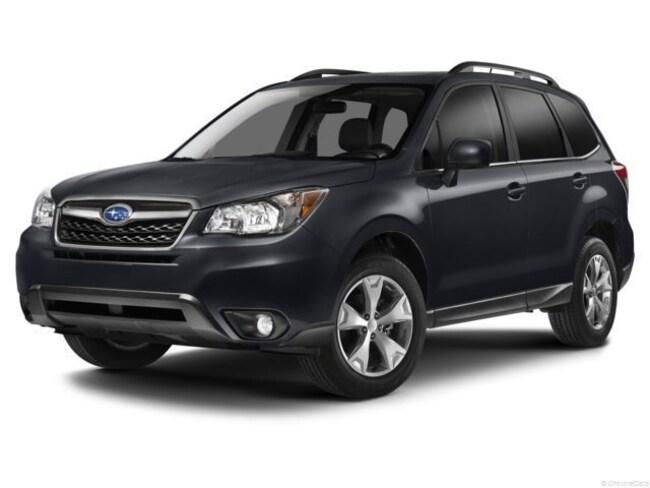 Used 2014 Subaru Forester 2.5i Limited SUV For Sale Nashua New Hampshire
