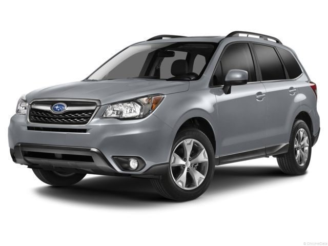 2014 Subaru Forester 2.5i Limited Auto 2.5i Limited PZEV S18752A