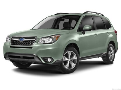 Used 2014 Subaru Forester 2 5i Limited For Sale in Redding