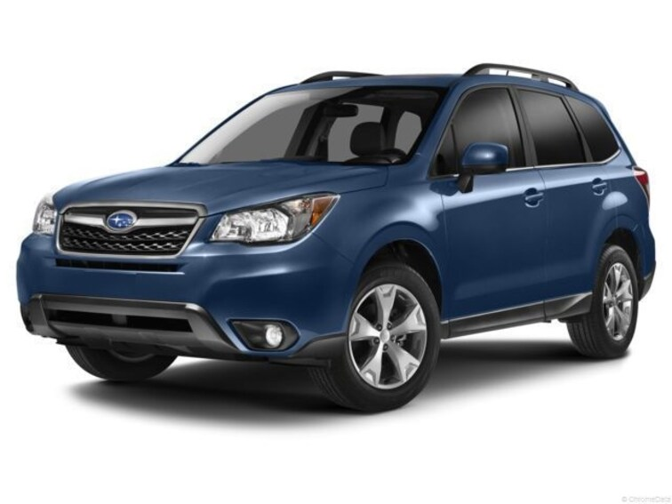 Used 2014 Subaru Forester 2.5i Limited SUV For Sale  Parkersburg, WV