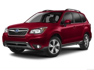 Used 2014 Subaru Forester 4dr Auto 2.5i Limited Pzev SUV