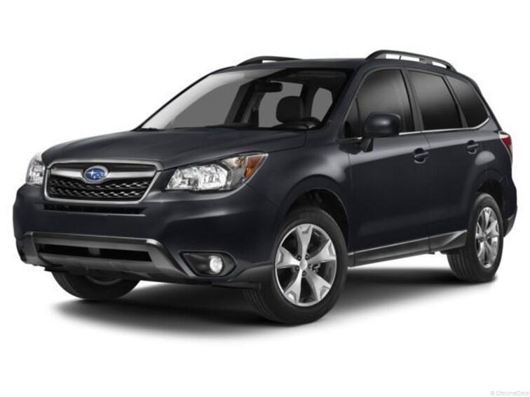2014 Subaru Forester 2.5i Touring SUV