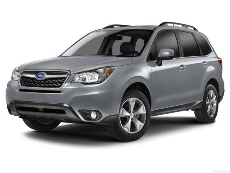 Used 2014 Subaru Forester Auto 2.5i Touring PZEV Sport Utility Roslyn