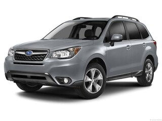 Used 2014 Subaru Forester 2.5i Touring SUV in Montgomery