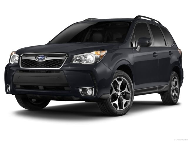 Used 2014 Subaru Forester 2 0XT Touring For Sale in McHenry IL | VIN:  JF2SJGMCXEH413833