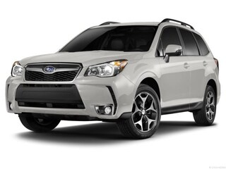 Used 2014 Subaru Forester 2.0XT Touring SUV JF2SJGMC7EH435529 for sale in Alexandria, VA