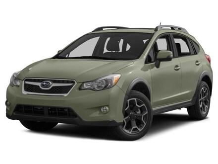 2014 Subaru XV Crosstrek 2.0i Premium w/Moonroof Pkg SUV