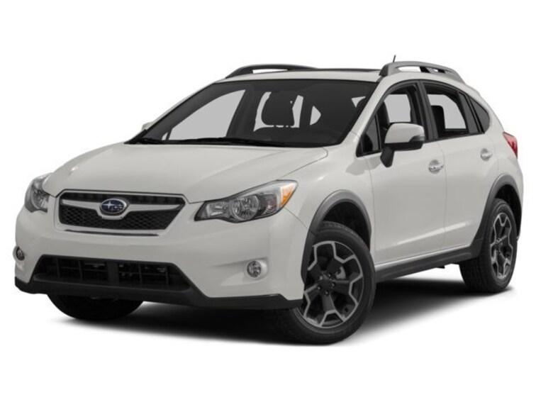 2014 Subaru XV Crosstrek 2.0i Premium SUV JF2GPAWCXE8290937