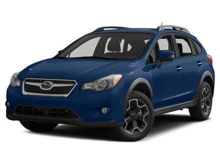 2014 Subaru XV Crosstrek 2.0i Limited SUV