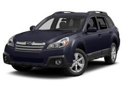 2014 Subaru Outback 4dr Wgn H4 Auto 2.5i Sport Utility 4S4BRBAC3E3322586