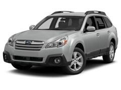 2014 Subaru Outback 2.5i (CVT) SUV 4S4BRBAC1E3246866
