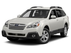 Pre-Owned 2014 Subaru Outback 2.5i (CVT) SUV for sale in Twin Falls, ID