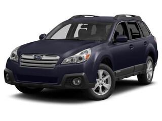 2014 Subaru Outback 2.5i Premium (M6) SUV All-wheel Drive