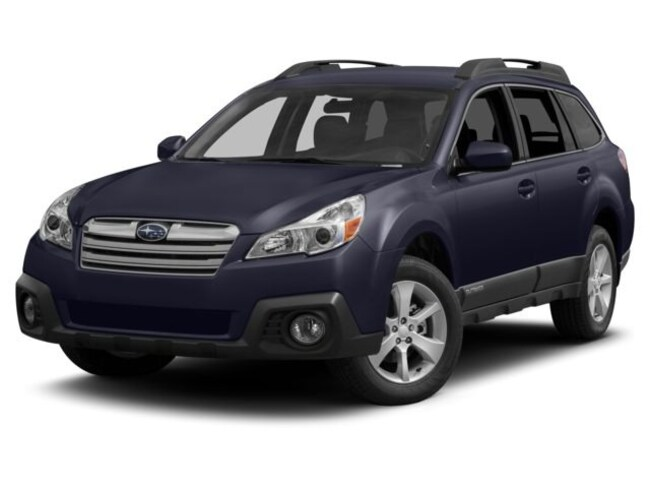 Pre-Owned 2014 Subaru Outback 2.5i Limited (CVT) SUV for sale in Twin Falls, ID