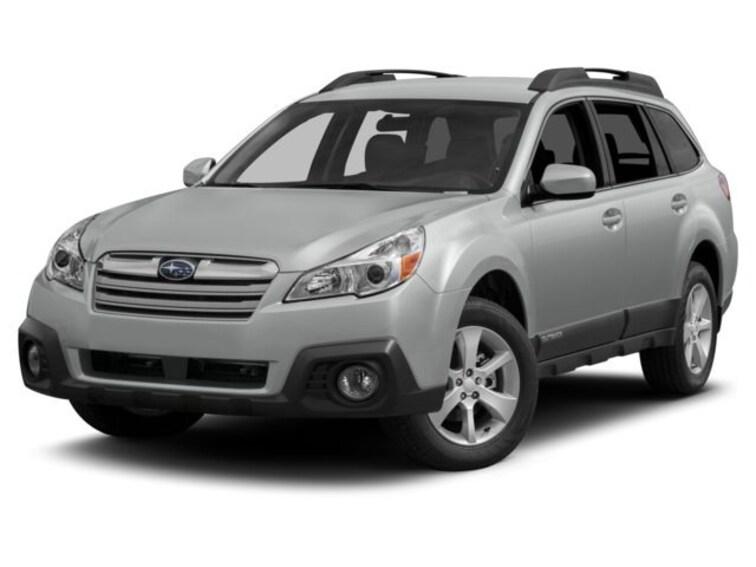 Used 2014 Subaru Outback 2.5i Limited (CVT) SUV in Bangor