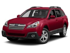Certified 2014 Subaru Outback 2.5i Limited (CVT) SUV for sale in Sioux City, IA at Jensen Subaru