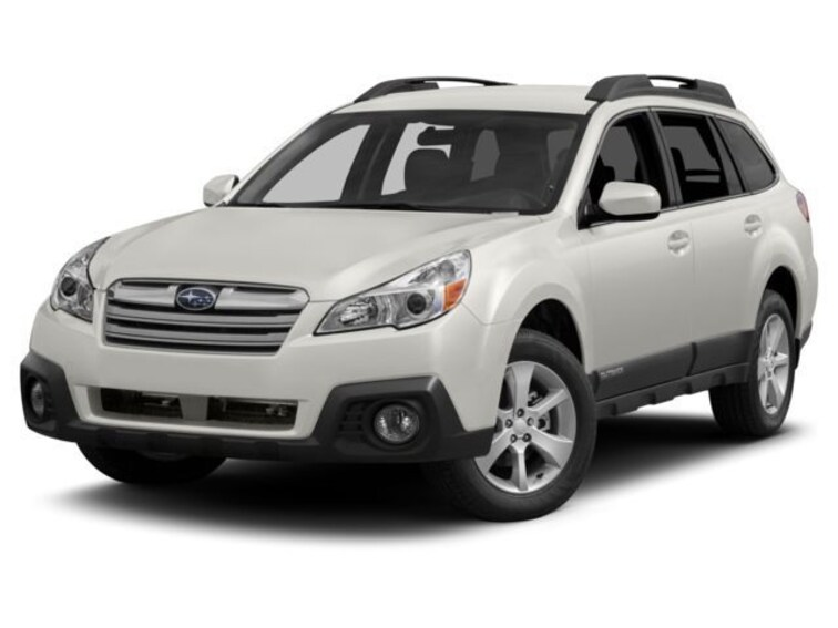 Used 2014 Subaru Outback 2.5i SUV for sale in New Bern, NC at Riverside Subaru